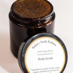 bebes body scrub