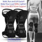 knee support brace springs